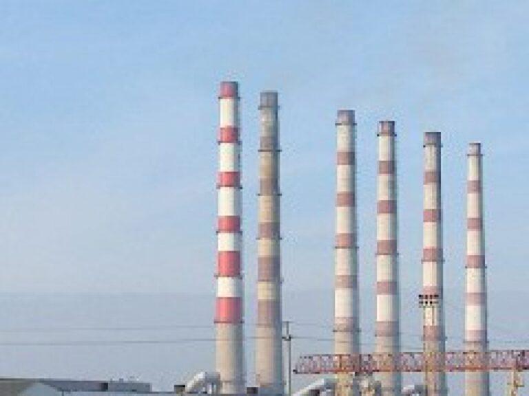 В  Волжском Волгоградской области участились случаи загрязнения воздуха промвыбросами