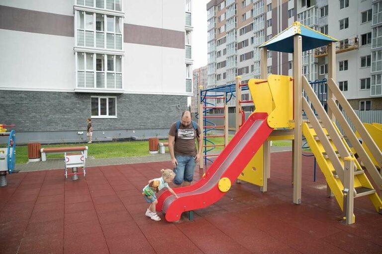 В Волгограде первые дольщики ЖК «Парк Европейский» готовы заселиться в свои квартиры