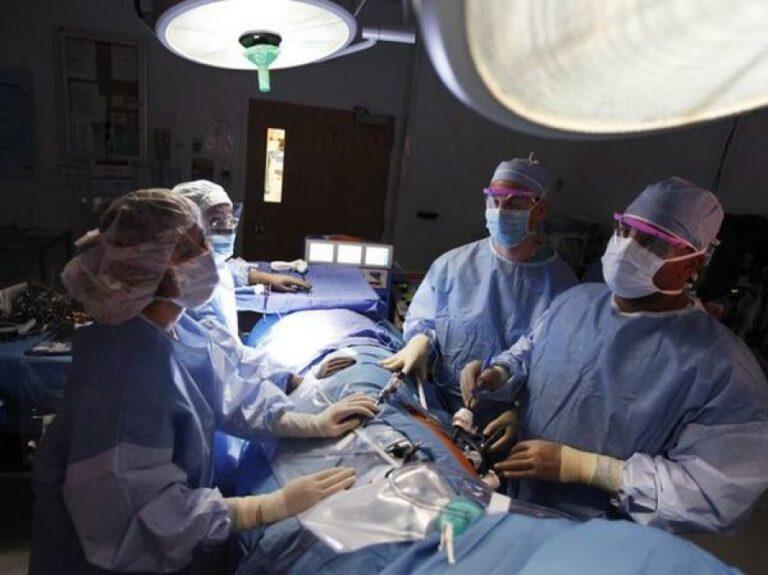 В Волгограде врачи провели уникальную операцию по удалению тромба