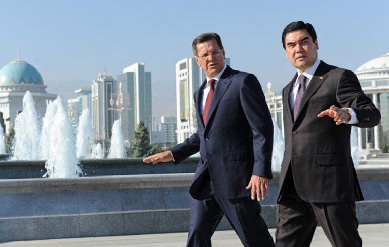 Астраханская делегация отправилась в Туркменистан налаживать партнерские отношения