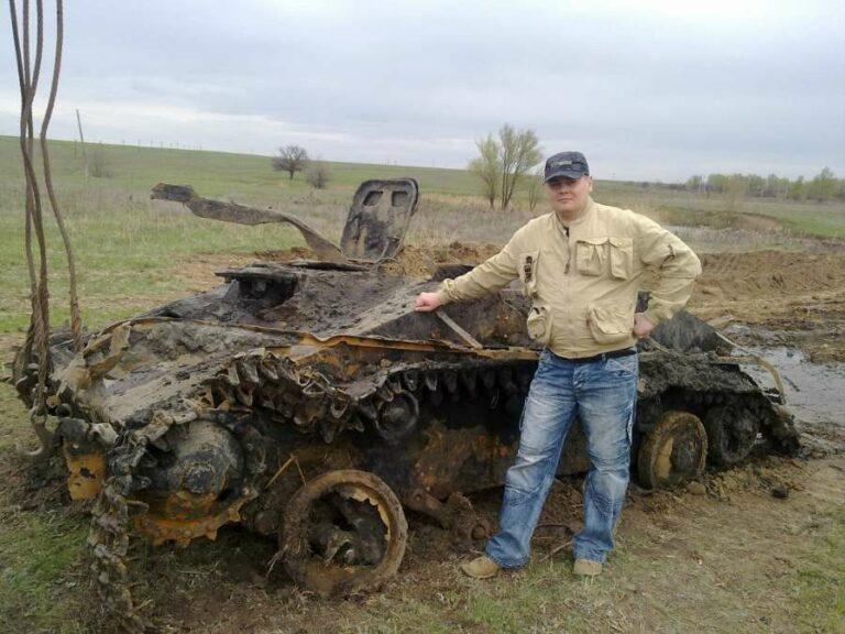 Михаил Кудинов: Моя книга — энциклопедия битвы в небе Сталинграда