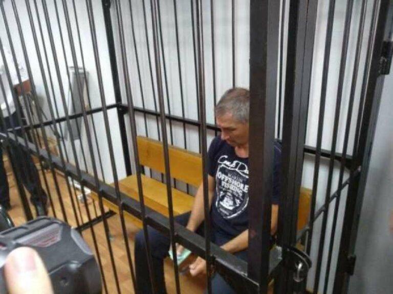 Лодочнику Жданову продлили домашний арест