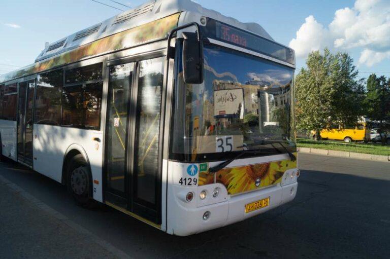 Региональный комитет транспорта запоздал с покупкой автобусов