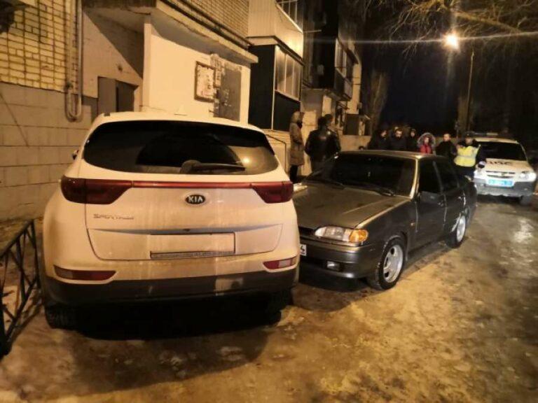 18-летняя волгоградка в пьяном виде угнала авто и устроила ДТП