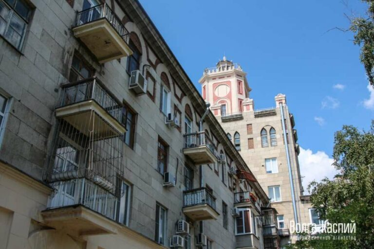 «Состояние, можно сказать, идеальное» – в Волгограде завершается ремонт Масляевской башни