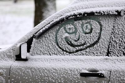 В Волгоград возвращаются мороз и снег
