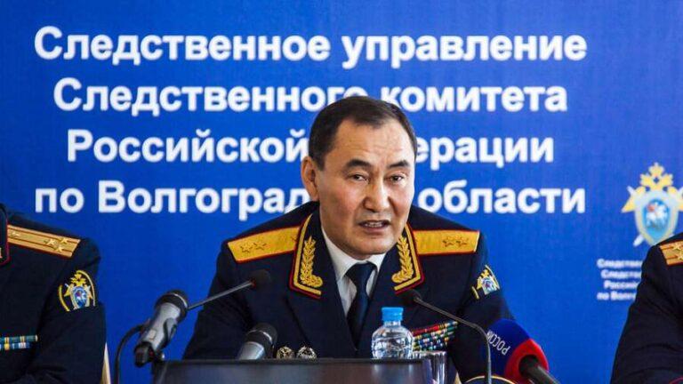 Экс-главе управления СК по Волгоградской области Михаилу Музраеву предъявлено обвинение