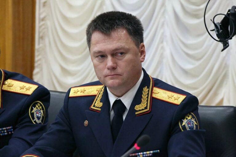 Новым генпрокурором РФ стал Игорь Краснов