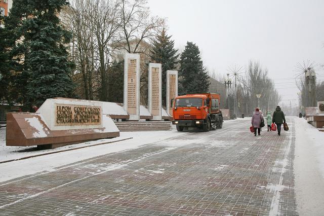В Волгограде еще больше техники задействовали в борьбе с осадками