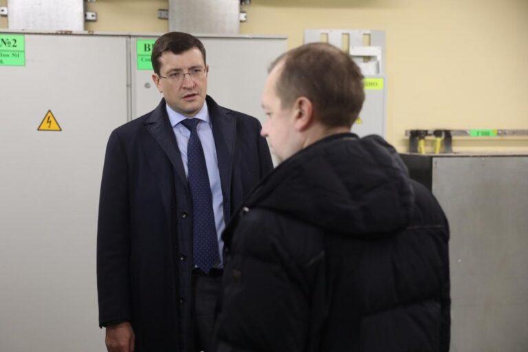 Губернатор Нижегородской области назвал худшее медицинское учреждение и отправил главу района в отставку
