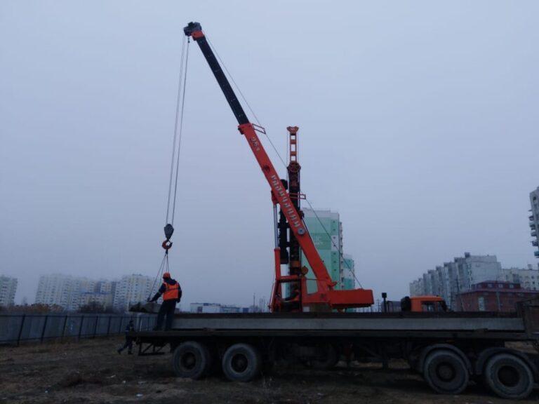 В Астрахани начали строить 17-этажку для переселенцев