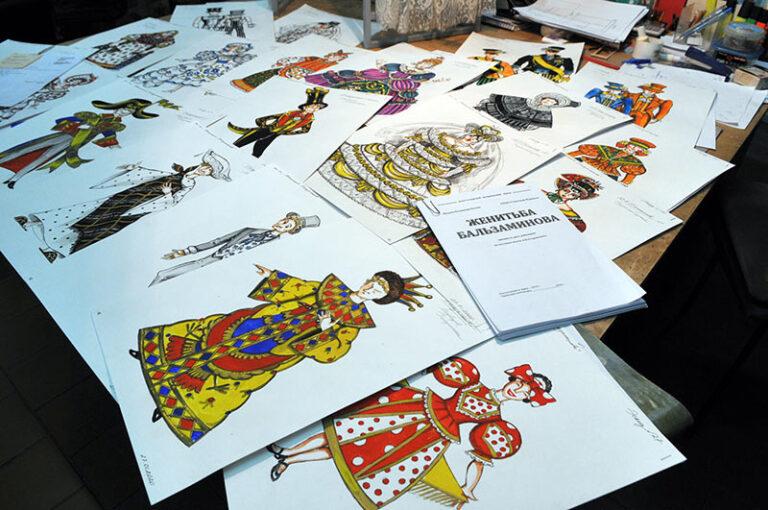 Волгоградцам первым в стране покажут мюзикл «Женитьба Бальзаминова»