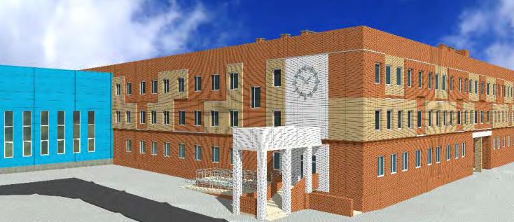 Определился подрядчик, который построит новую школу на юге Волгограда