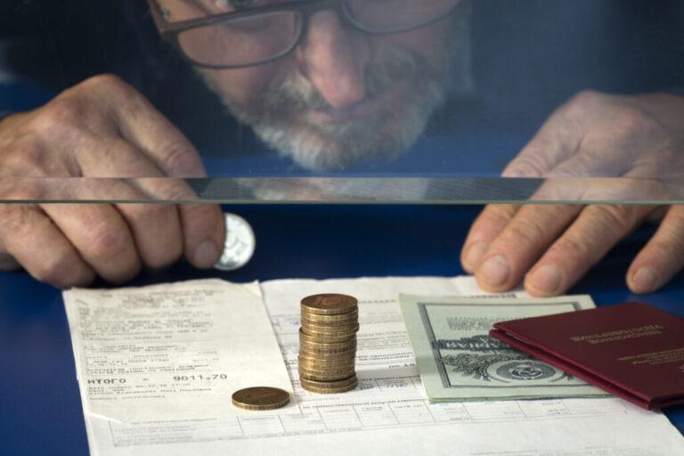 Средний размер пенсий в Волгоградской области составил 14 тысяч