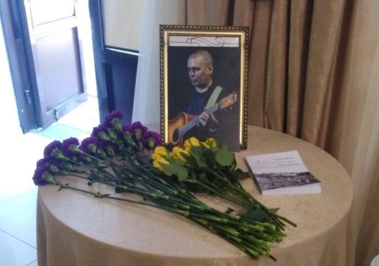 В Волгограде попрощались с сооснователем трио «Альманах» Сергеем Хайловым