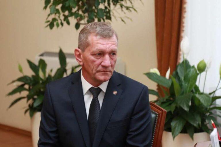 Министр здравоохранения Астраханской области Федор Орлов подал в отставку