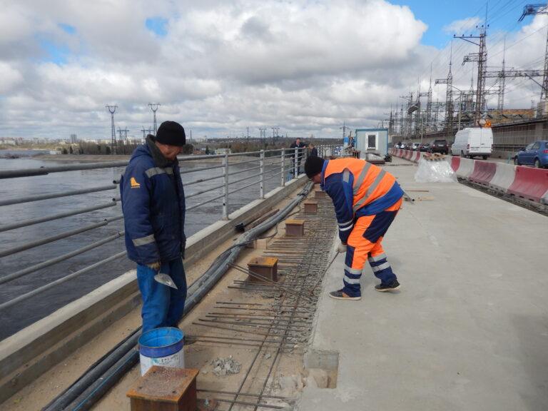 На Волжской ГЭС полностью восстановлено движение