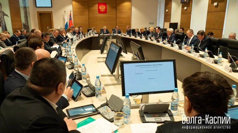 Депутаты Волгоградской областной Думы померились кошельками