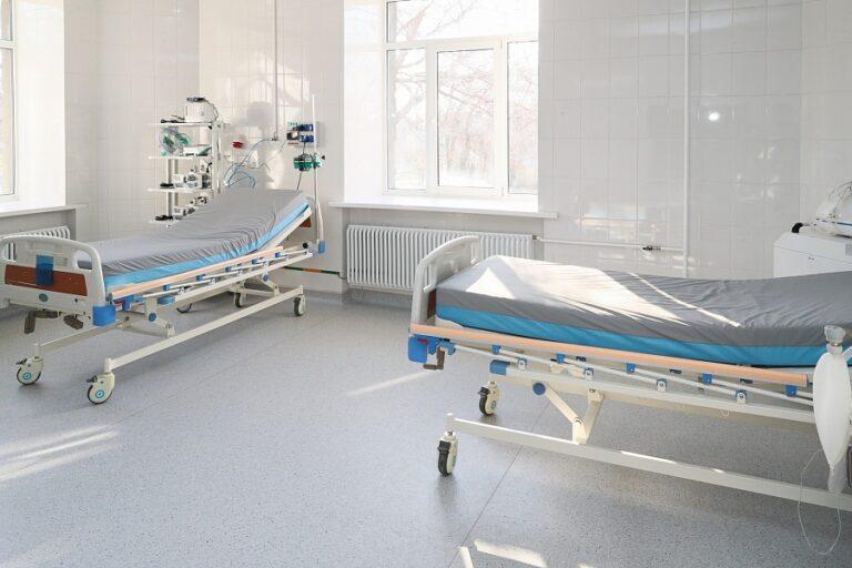Инфекционный госпиталь в Краснооктябрьском районе Волгограда готов принимать пациентов