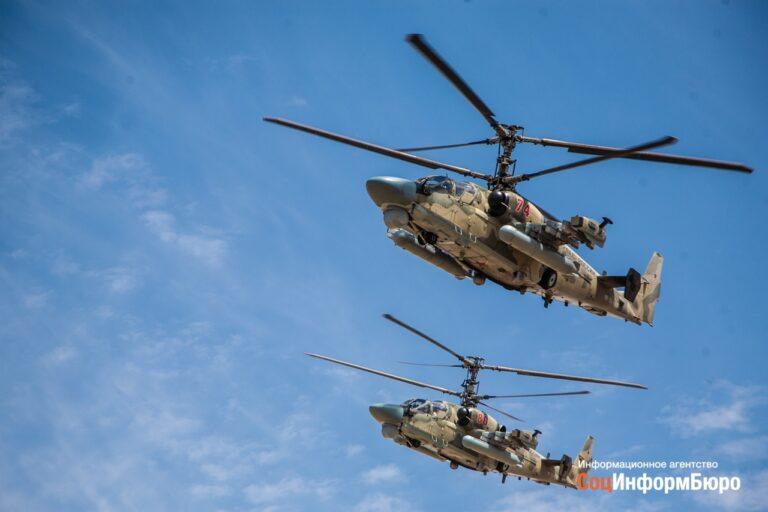 В честь Дня Победы в небе над Волгоградом пролетят военные самолеты