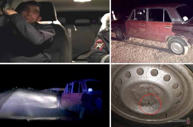Под Волгоградом в День Победы пьяного водителя задерживали со стрельбой