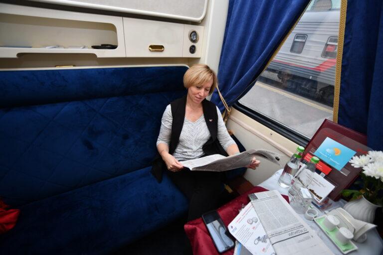 Приволжская железная дорога продаёт билеты с учетом социальной дистанции