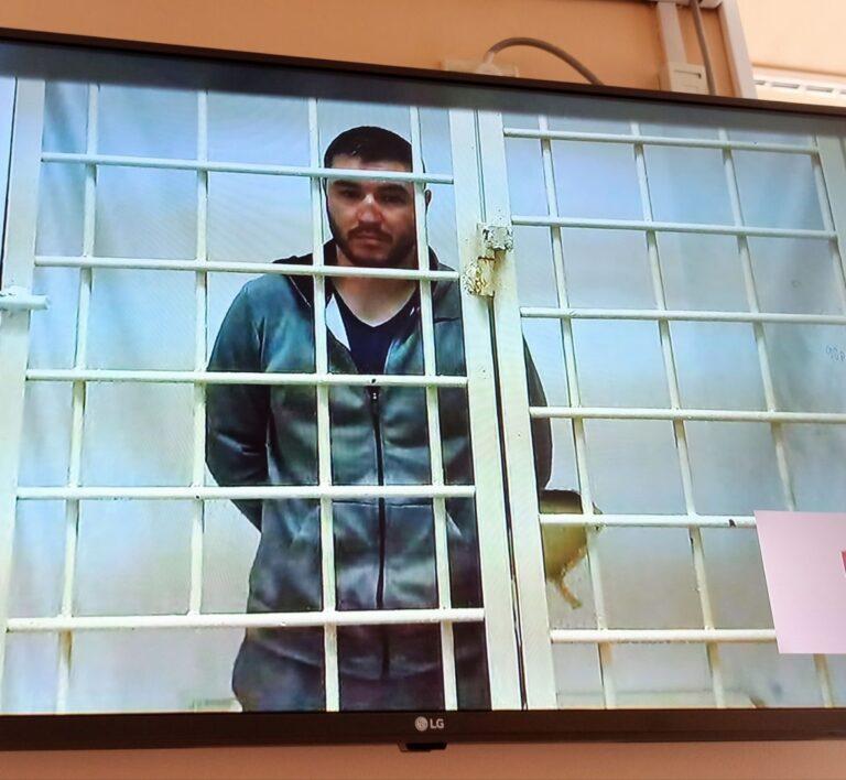 Главу районного следственного отдела Волгограда Абакара Абдуллаева оставили под стражей