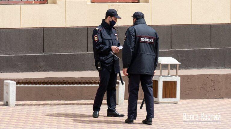 В Волгоградской области за три дня выявили 261 нарушителя режима самоизоляции
