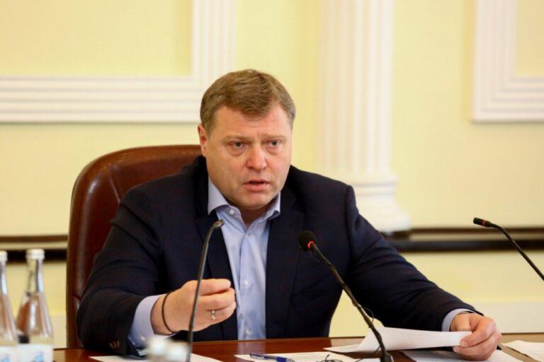 В Астраханской области несколько сотрудников администрации губернатора заболели коронавирусом