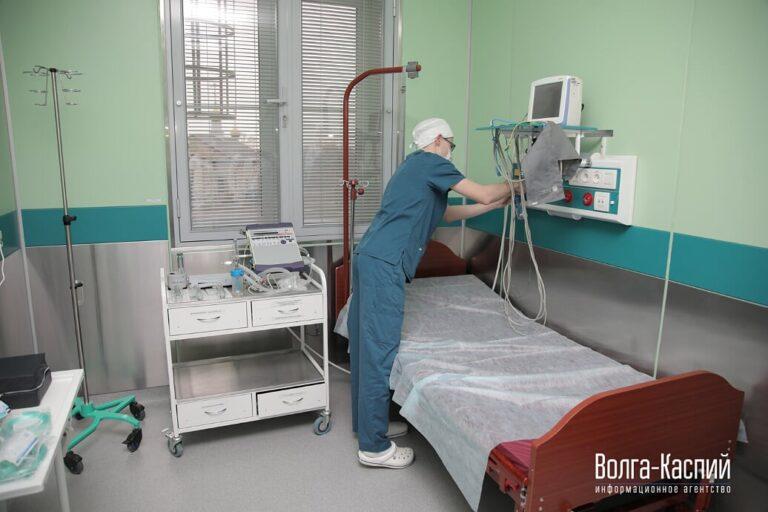 В Волгоградской области массово заболели коронавирусом пациенты Жирновского психинтерната