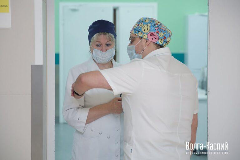В Волгоградской области число зараженных коронавирусом превысило 1 500 человек
