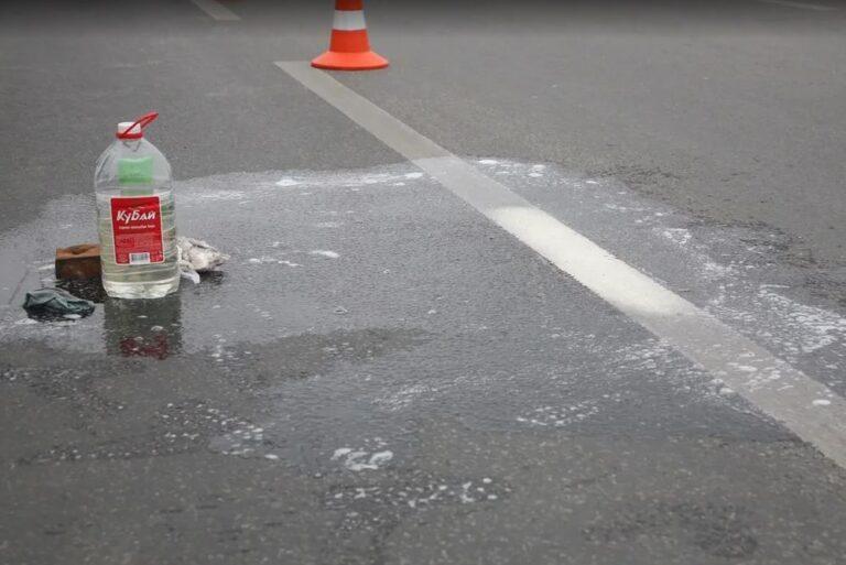 Под Волгоградом опрокинулась «Приора» с шестью пассажирами: один скончался
