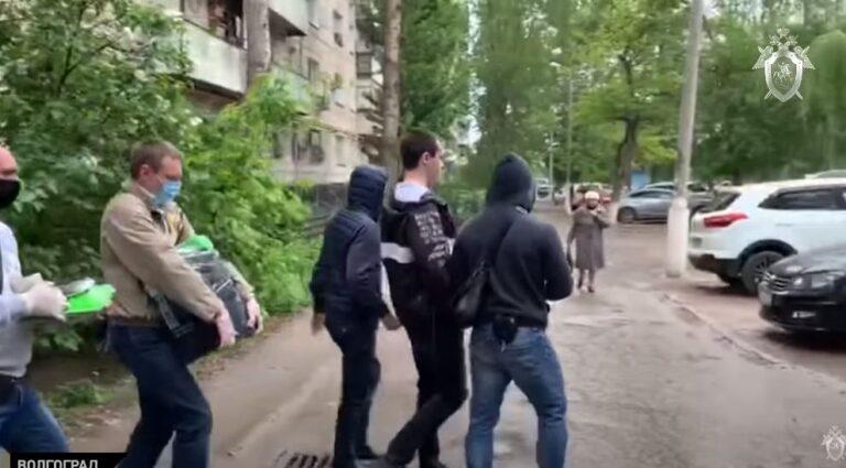 Житель Волгограда стал фигурантом громкого уголовного дела о реабилитации нацизма
