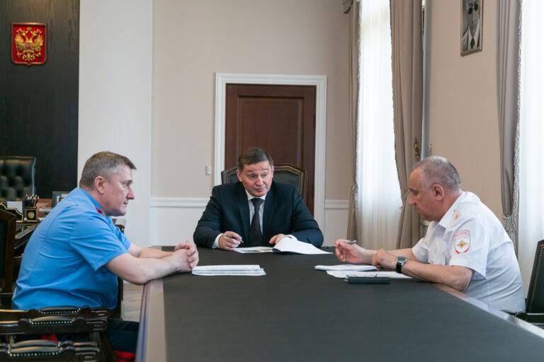 Губернатор пообещал миллион за информацию об убийстве иностранного студента ВолгГМУ в Волгограде