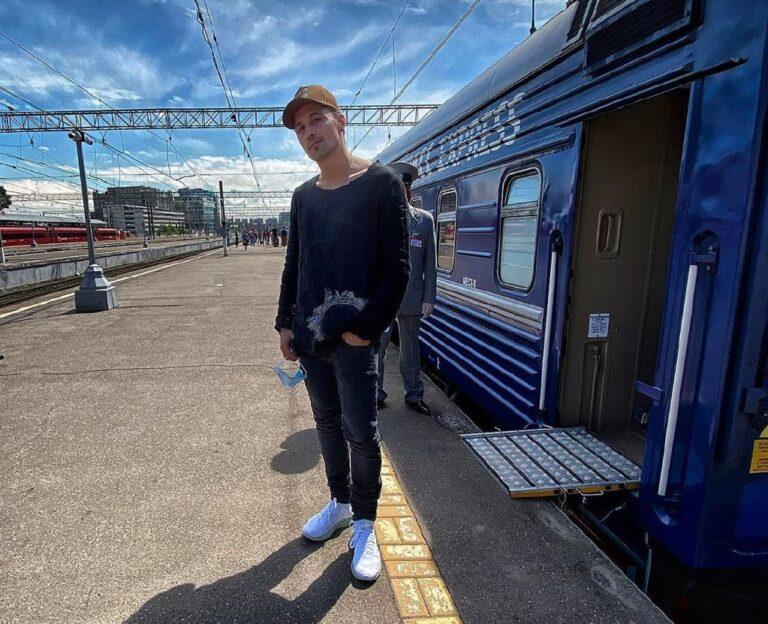 «Душа просит праздника»: Дима Билан прибудет в Волгоград на поезде