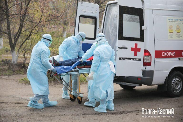 Еще два жителя Волгоградской области скончались от коронавируса