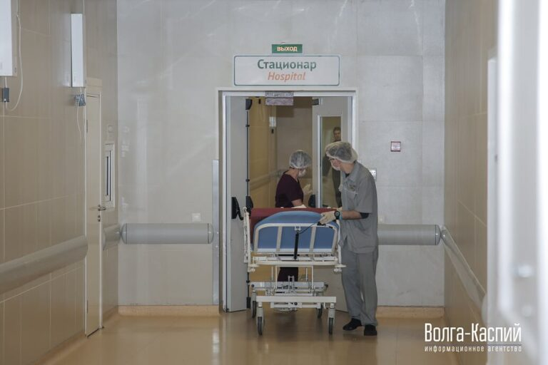 Пациент волгоградского госпиталя ветеранов войн скончался от коронавируса