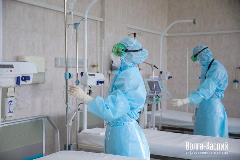 Двоих волгоградских врачей представили к президентской награде