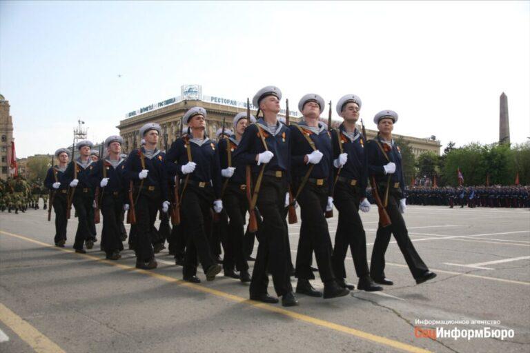 Стало известно, во сколько обойдется волгоградский парад Победы