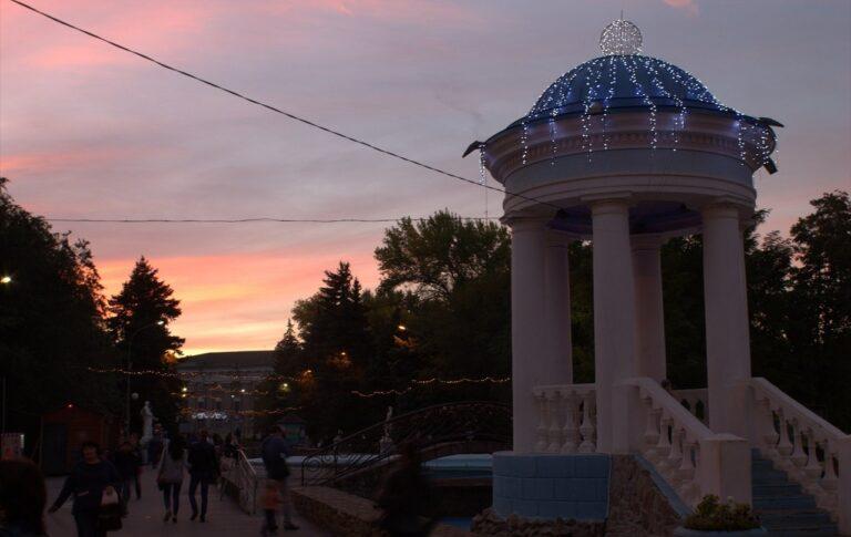 Волжский парк «Гидростроитель» откроется обновленным