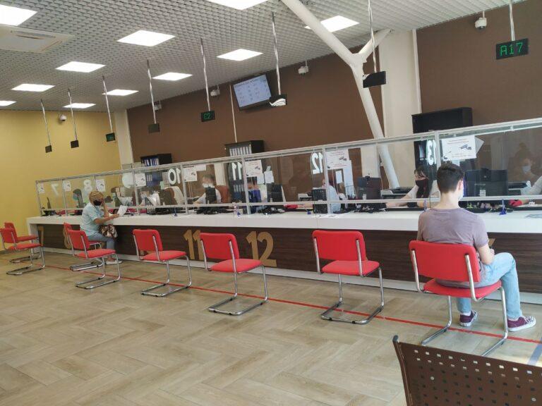 В Самаре возобновили работу в обычном режиме 14 многофункциональных центров