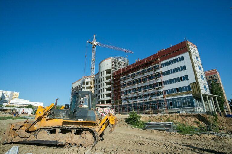 В Волгоградской области планируется строительство двух крупных медцентров для онкобольных