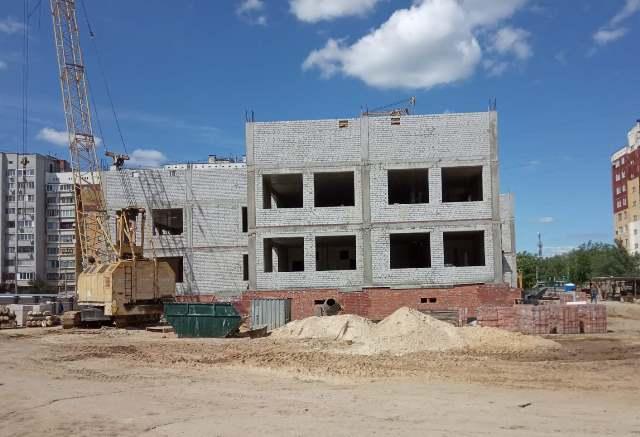 В поселке ГЭС почти завершилось строительство детского сада
