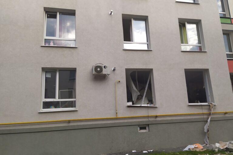 В жилом доме Самары произошел взрыв бытового газа