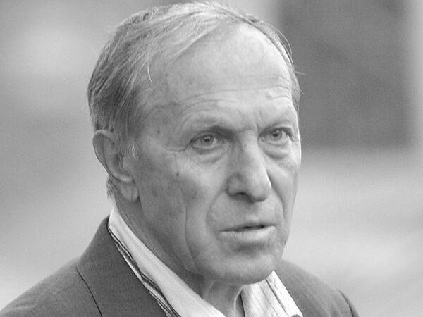 Бывший главный тренер «Ротора» скончался на 84-м году жизни
