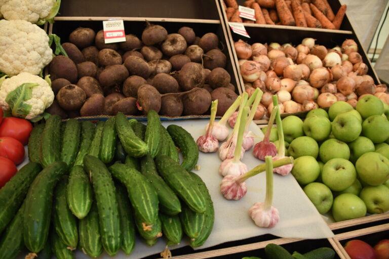 Волгоградстат сообщил о значительном снижении цен на овощи