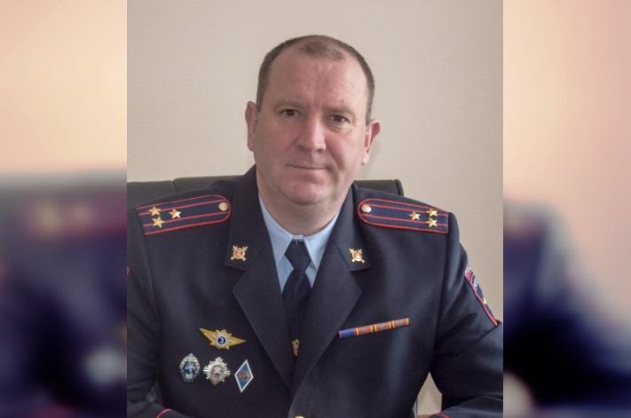 ГИБДД Волгоградской области теперь возглавляет Александр Степанов