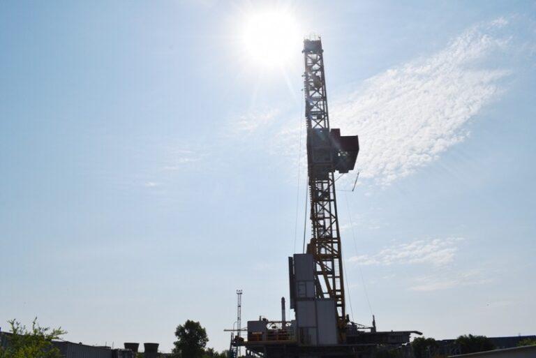 Волгоградский завод буровой техники начал испытания новой вышки