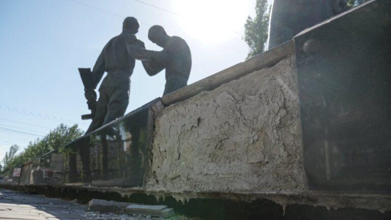 В Волгоградской области отремонтируют четыре братские могилы