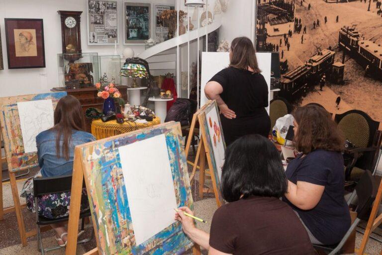С 1 августа в Волгограде свои двери открывает музей имени Машкова